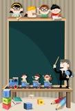 Blackboard Obrazy Stock