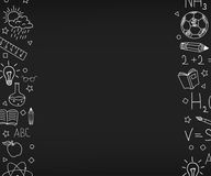 Blackboard-03 Stockfotografie