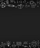 Blackboard-04 Lizenzfreie Stockfotografie
