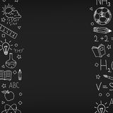Blackboard-02 Royalty Free Stock Photography