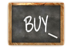 Blackboard Buy Royalty Free Stock Photos