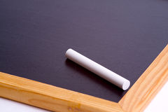 Blackboard and Chalk Stock Photos