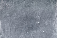Blackboard chalk stained Stock Photography