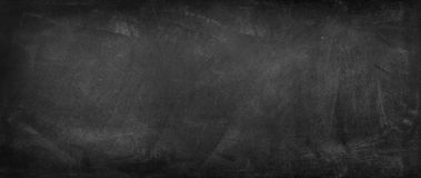 Blackboard or chalkboard Royalty Free Stock Photos