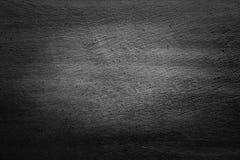 Blackboard / chalkboard texture. Empty blank black chalkboard wi Stock Photo