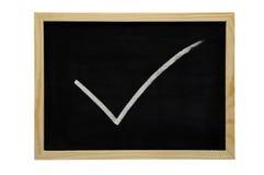 blackboard cwelich Zdjęcie Stock