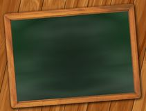 Blackboard, Display Device, Picture Frame, Wood Royalty Free Stock Photos