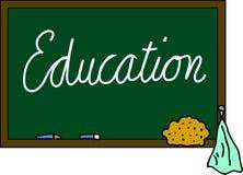 Blackboard Education Royalty Free Stock Image