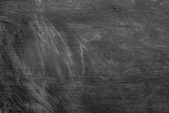 Blackboard. Empty blackboard to put your own text in royalty free stock images