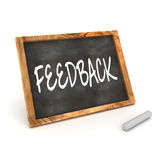 Blackboard Feedback Stock Photos