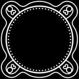 Blackboard Frame background menu Stock Images