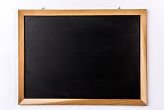 Blackboard in frame Royalty Free Stock Images