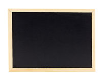 Blackboard isolated on white background Stock Photography