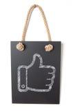 Blackboard like Royalty Free Stock Photography