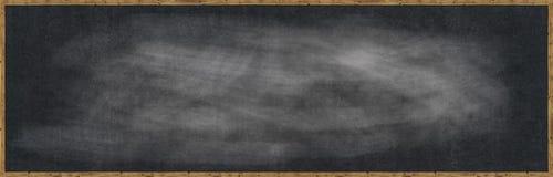 Blackboard lub chalkboard Fotografia Stock