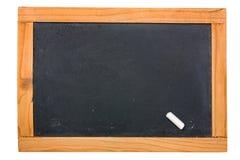 blackboard mały stary Zdjęcia Royalty Free