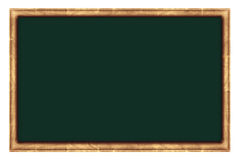 Blackboard or picture canvas Stock Images