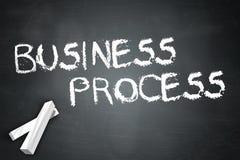 Blackboard rozwój biznesu ilustracja wektor