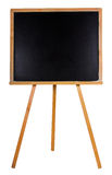 Blackboard with sticky Royalty Free Stock Image