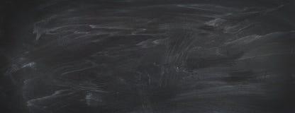 Blackboard tło Chalkboard tekstura dla dodawać kredowego tekst obrazy stock