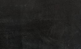 Blackboard texture background, chalk rubbed Royalty Free Stock Photo