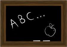 Blackboard Vector Royalty Free Stock Image