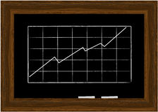 Blackboard Vector Royalty Free Stock Photos