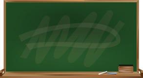 Blackboard wektoru abstrakt Obraz Royalty Free