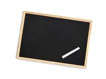 Blackboard on white Royalty Free Stock Photography
