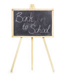 Blackboard with the words Royalty Free Stock Photo