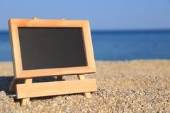 blackboardblankocheckillustrationer mer min var god portföljbrevpapper Royaltyfri Bild