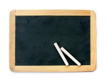 blackboardchalks arkivbilder