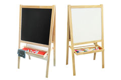 blackboards arkivfoton