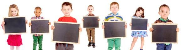 Blackboards Stock Image