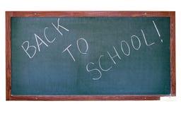 blackboardutklippgreen Royaltyfri Bild
