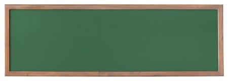blackboardutklippgreen wide Fotografering för Bildbyråer