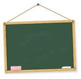 blackboardvektor Arkivbilder