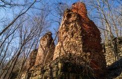 Blackboulez les mines en Illinois Images stock