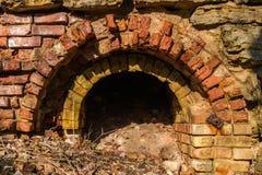 Blackboulez les mines en Illinois Photographie stock
