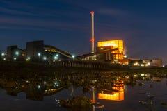 Blackburn-Wiesen Kraftwerk in Sheffield, England stockfotografie