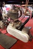 Blackburne Motorcycle Logo on Engine stock image