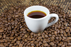 Blackcoffee Royalty Free Stock Photos