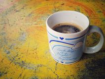 Blackcoffee Стоковое фото RF