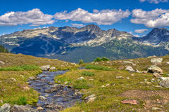 Blackcomb Moutain Royalty Free Stock Photo