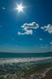 Blacket Sea Arkivfoton