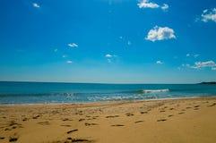 Blacket Sea Arkivbilder