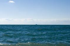 Blacket Sea Royaltyfri Fotografi
