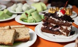 Blackforest cake Stock Photos