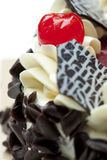 Blackforest, chocolate cake Royalty Free Stock Image