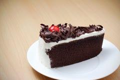 blackforest tortowa czekolada Fotografia Royalty Free